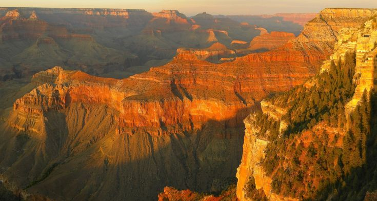 The Grand Canyon. Within the next three years, i will go there.