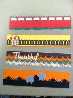 Loving these fun Original Border Maker ideas! #CreativeMemories