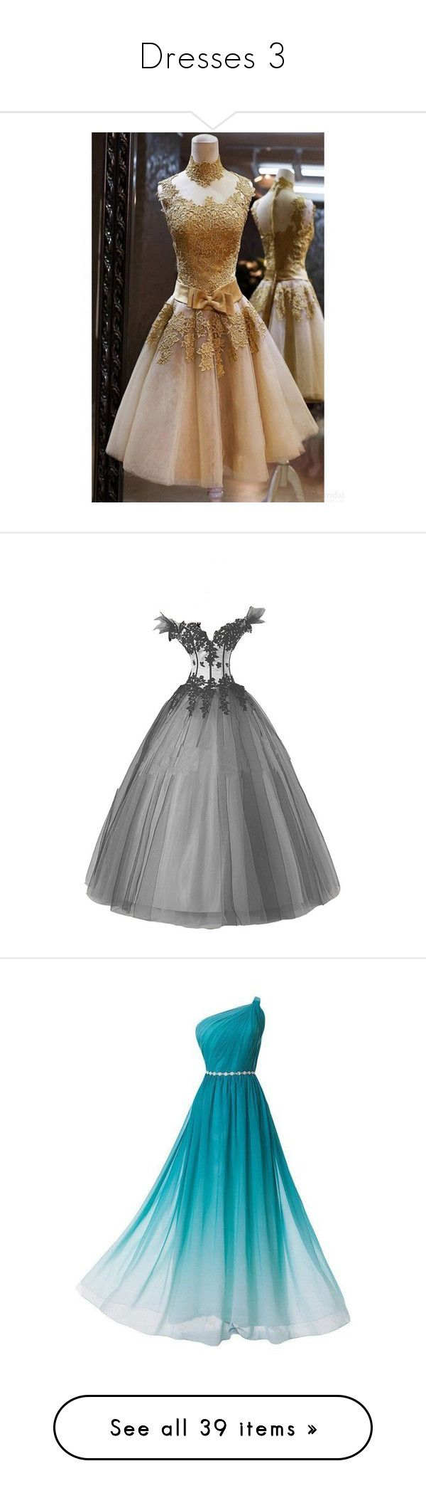 """Dresses 3"" by annearchy ❤ liked on Polyvore featuring dresses, gowns, long dress, robe, long evening dresses, black and white cocktail dress, long lace evening dresses, lace evening gowns, lace evening dresses and blue"