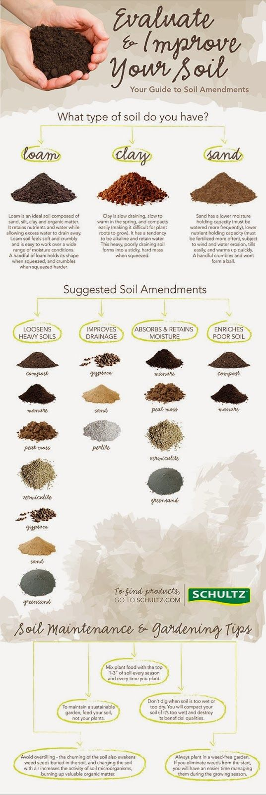 Start To Grow: How to Evaluate and Improve Your Soil