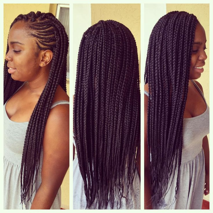 19 Best Braids For Thin Edges Images On Pinterest Flat