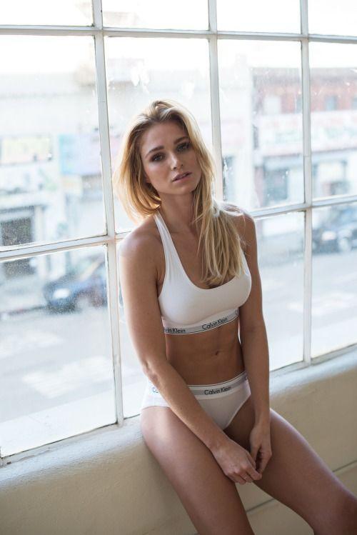 Girls in Calvin Klein Underwear