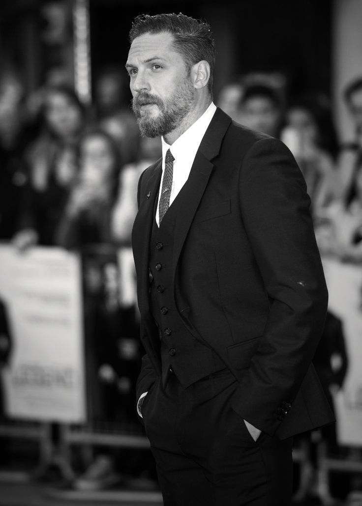 """tom hardy variations — Tom Hardy: """"I didn't even think about it, it's..."""