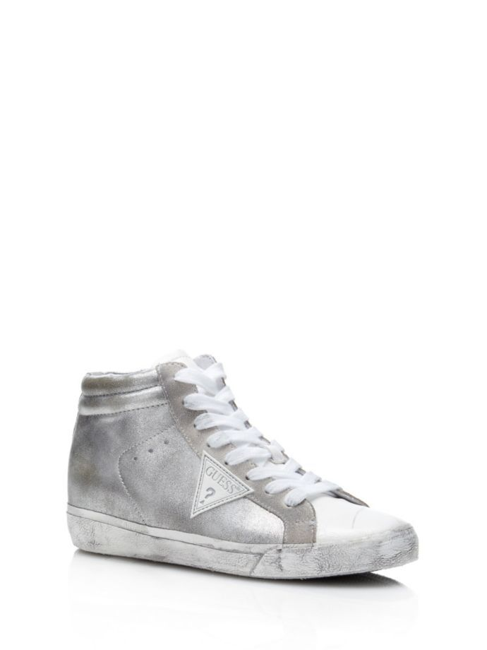 EUR95.00$  Watch here - http://vibjf.justgood.pw/vig/item.php?t=fgem03211984 - HOLLY USED-LOOK SNEAKER