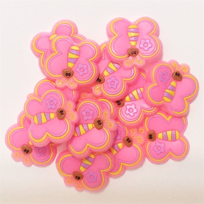 15 Colourful Butterflies (PVC - Flexible)
