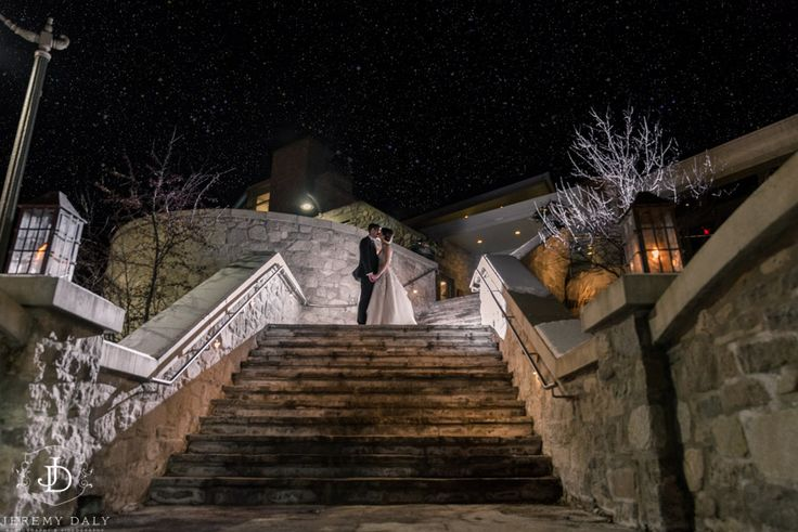 Night Time Wedding photos at Cambridge Mill Wedding Venue by photographer Jeremy Daly