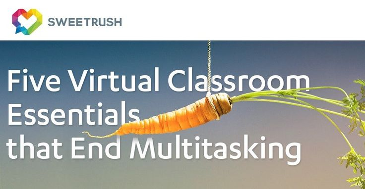 5 Virtual Classroom Essentials Τhat End Multitasking - eLearning Industry |  e-Learning Bookmarking Service    http://elearningtags.com/elearning/5-virtual-classroom-essentials-that-end-multitasking-elearning-industry/?utm_campaign=crowdfire&utm_content=crowdfire&utm_medium=social&utm_source=pinterest