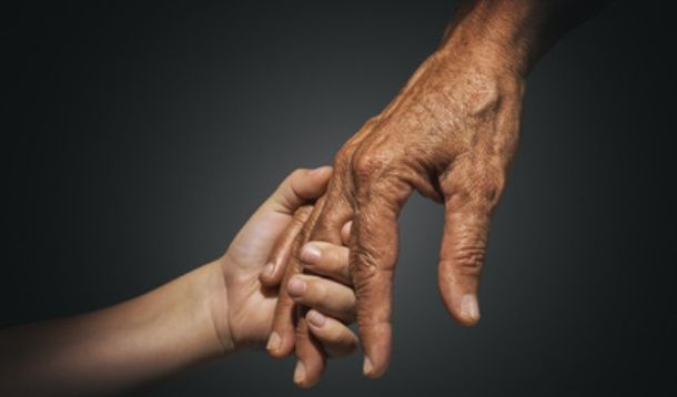 For those lucky enough to know, we know that a grandparent's love is unlike any other love. It is magical.
