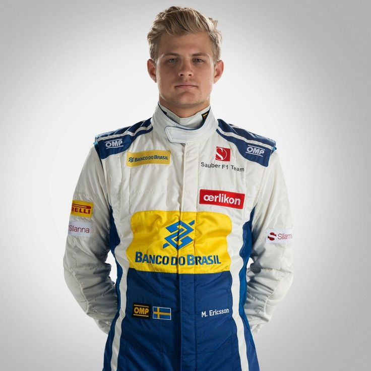 Marcus Ericsson: SWE; Sauber; 8th (1x) AT HIS 2ND YEAR HE STILL HAS DIFFICULTIES TO SHOW HIS BEST SIDE. HE IS CERTAINLY NOT A BAD PILOT.
