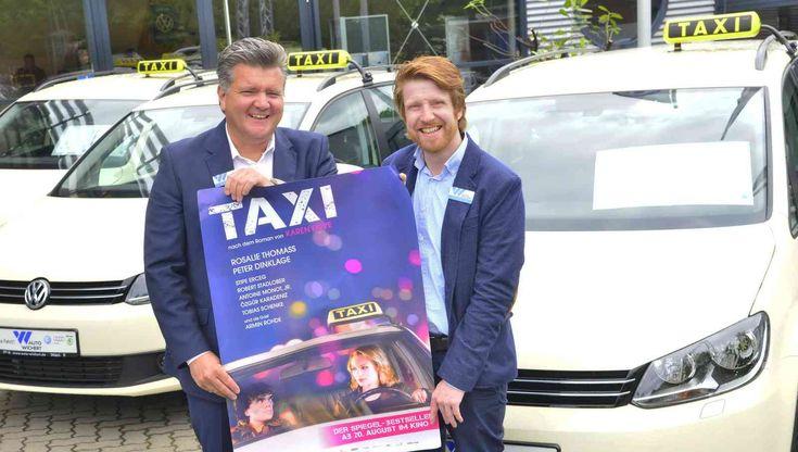 Auto Wichert: Hallo Taxi am 12. Juli