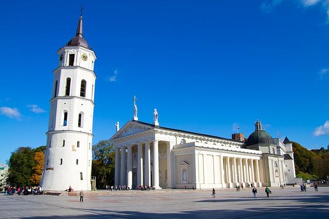Vilnius by Giuseppe Trisciuoglio, via Flickr