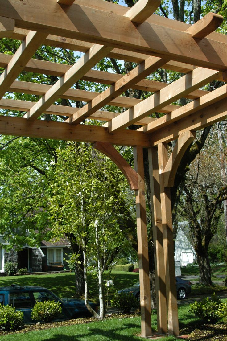 17 best images about outdoor covered structures on for Garden structure designs