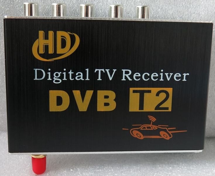 Ouchuangbo HD DVB-T2 car Digital TV receiver tunner support60-100KM/H Spanish work in Africa single antenna. #Ouchuangbo #Digital #receiver #tunner #support60 #100KM #Spanish #work #Africa