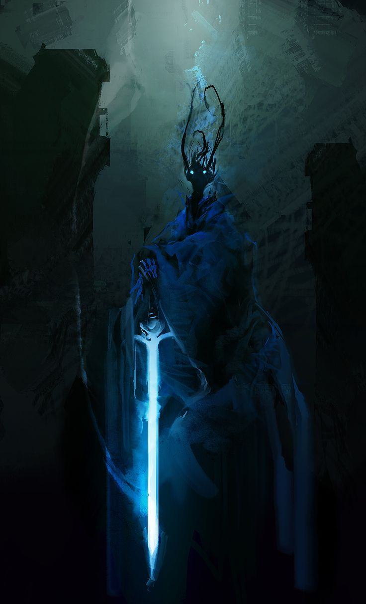 The Dark Lord Awakens, spitpaint | cobaltplasma on DeviantArt