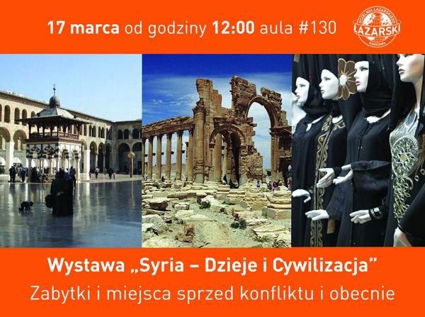 #lazarski #syria