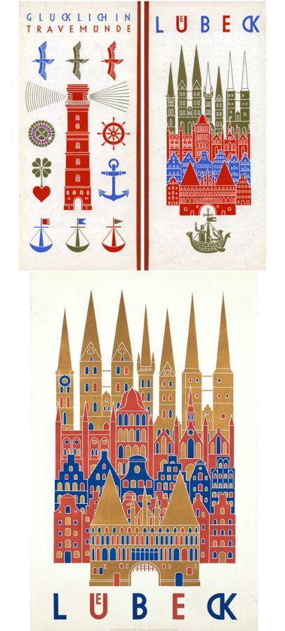 Alfred Mahlau (1894 - 1967), deutscher Maler, Grafiker und Hochschullehrer
