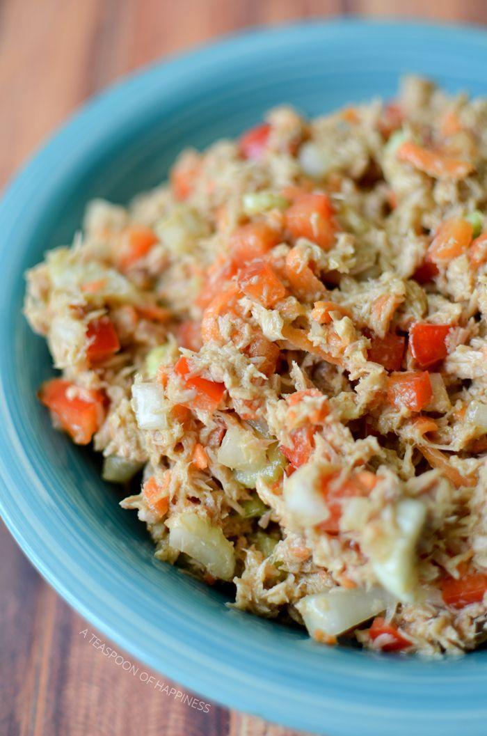 99 best ideas about visgerechten on pinterest smoked for Tuna fish recipes
