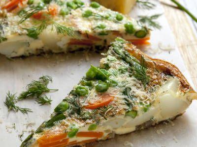 Paleo Mixed Vegetable Quiche