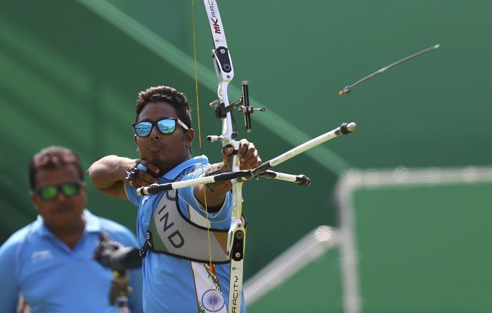 The archer remains the only medal hope for India from the sport in Olympics 2016.