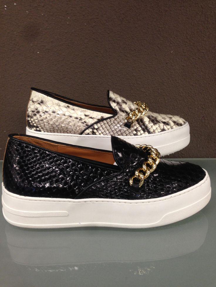 Skate shoes by philou fatsole python