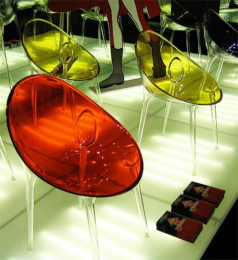 Mr Impossible Chair by Philippe Starck #Chair #Mr_Impossible_Chair #Philippe_Starck
