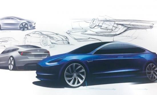 Tesla leverde in het eerste kwartaal ontzettend veel auto's