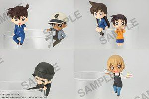 Putitto Series/Putitto Petit Detective Conan Deformed Ver (Set of 6) (2,850yen)