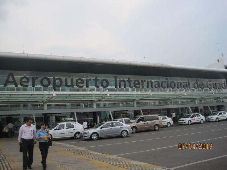 Aeropuerto de Guadalajara June/July 2013