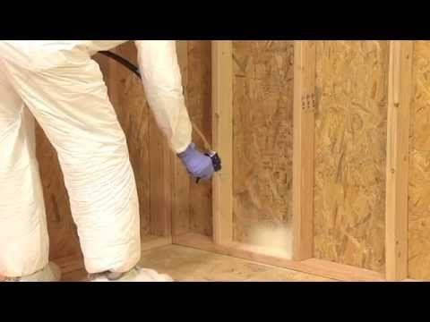 Touch 'n Foam | System 600 DIY Spray Foam Insulation Kit
