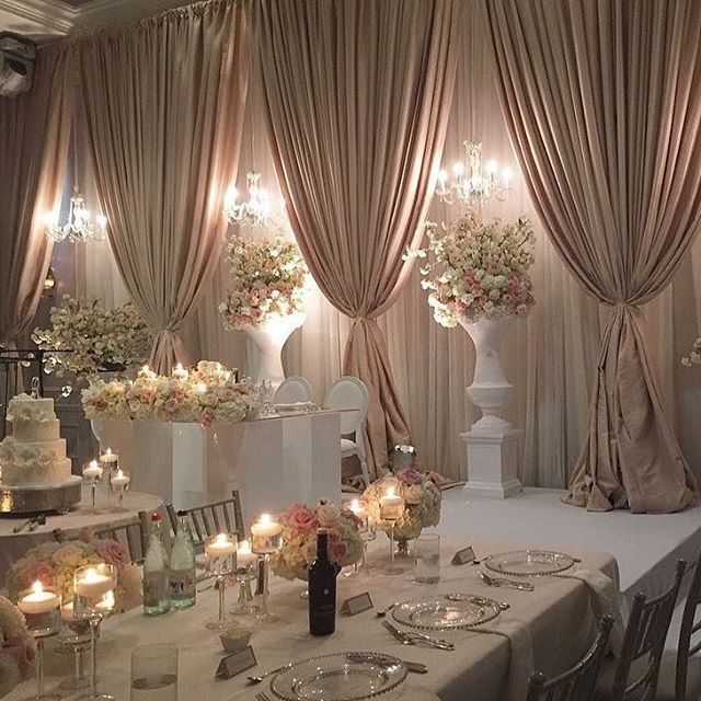Wedding Reception Head Table Ideas: 2095 Best Wedding Decoration Ideas Images On Pinterest