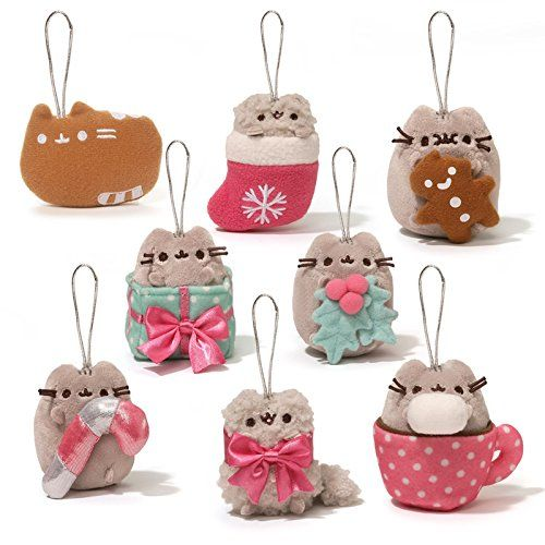 "Gund Pusheen Blind Box Series #2 Surprise Plush, 2.75"" GUND https://www.amazon.com/dp/B01GQG1E9W/ref=cm_sw_r_pi_dp_x_gqQeybK1JCJKP"