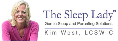 The SleepLady   she has helped thousands of tired parents all over the world learn to listen to their intuition, recognize their child's important cues and behaviors, and gently create changes that promote and preserve his or her healthy sleep habits
