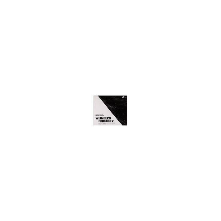 Gabriel Chmura - Weinberg/Prokofiev:Fifth Symphonies (CD)