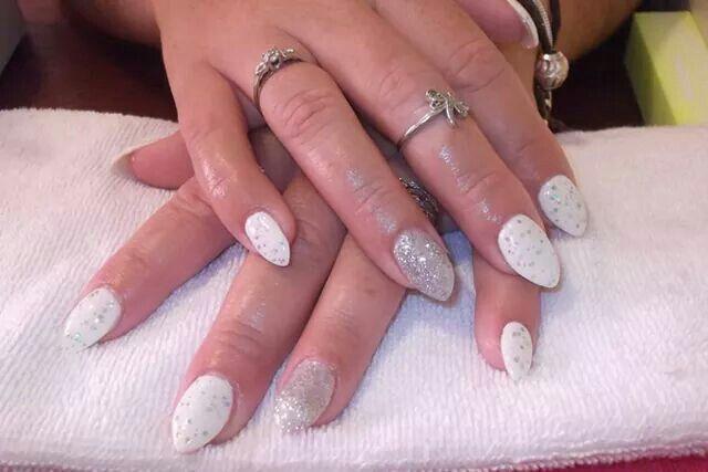 LCN Nails Stilettos