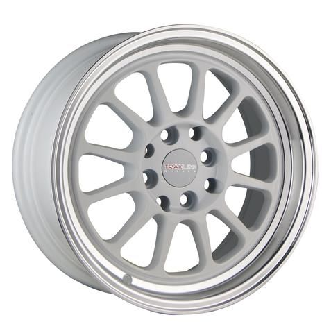 Traklite Wheels Throttle Artic White - http://goo.gl/jduCUo