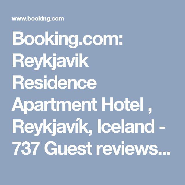 Booking.com: Reykjavik Residence Apartment Hotel , Reykjavík, Iceland  - 737 Guest reviews . Book your hotel now!