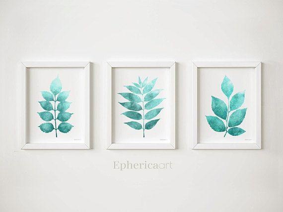 16 best - Turquoise \ Teal Prints Epherica Art images on - printable loose leaf