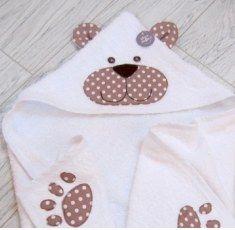 Corredino neonato - Corredo per neonato fatto a mano e personalizzato