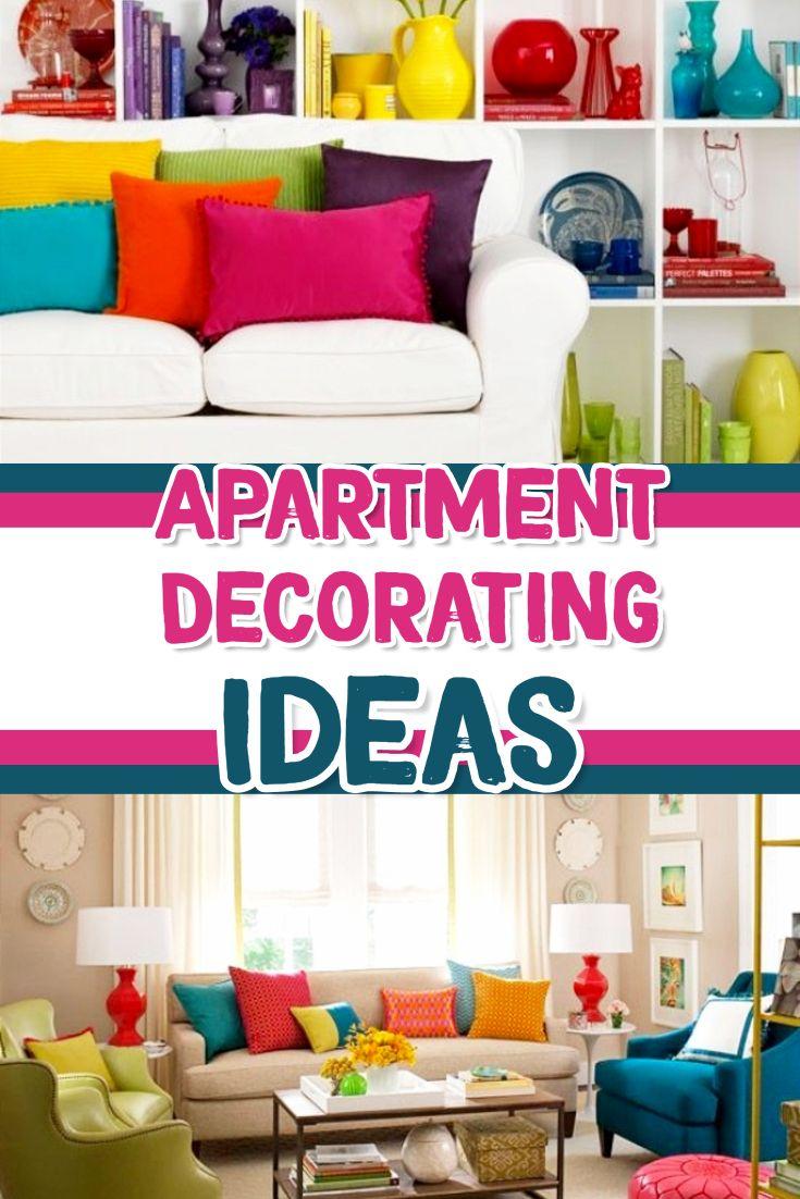 Apartment Decorating Ideas Bright And Cute Diy Apartment Decor Ideas We Love Colorful Apartment Decor Colorful Apartment College Apartment Decor