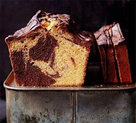 Chocolate Orange Marble Cake Recipe on Yummly. @yummly #recipe