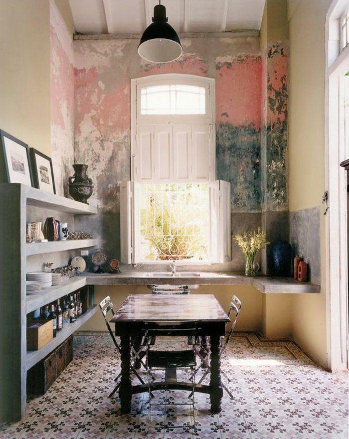 17 meilleures id es propos de tables pliantes sur for Table pliante sur mur
