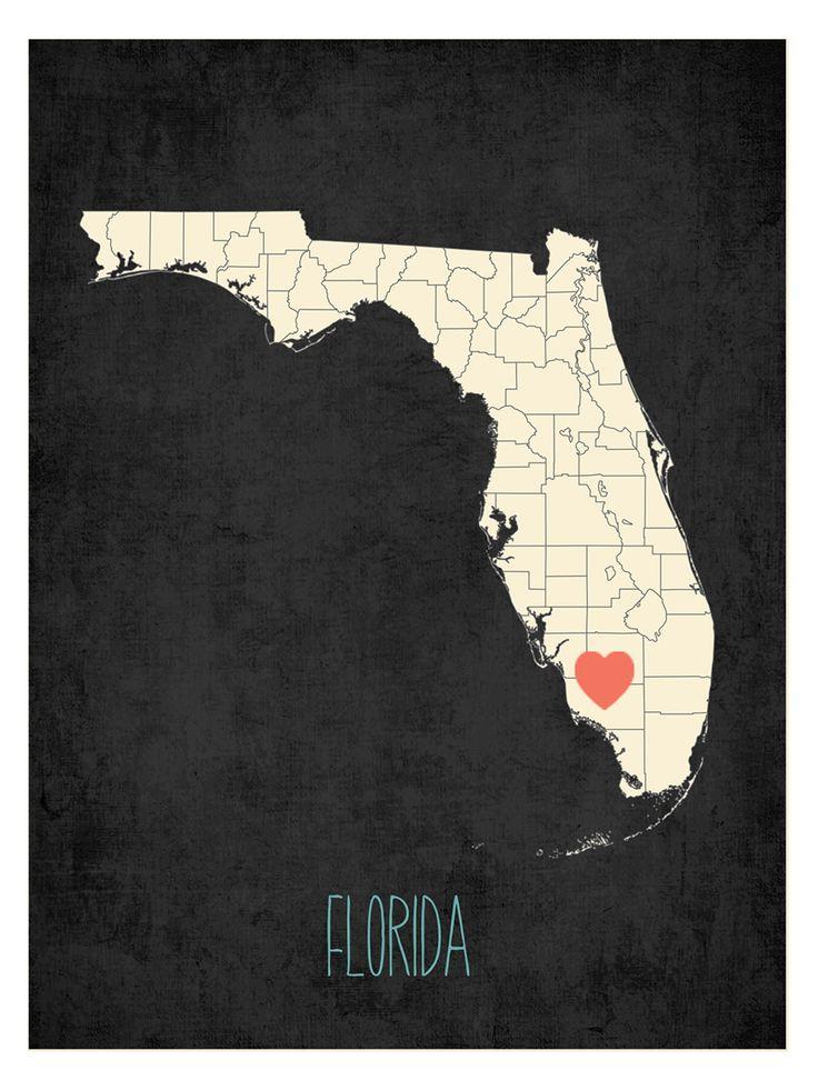 25 melhores ideias de Fla map no Pinterest  Key West Mapa