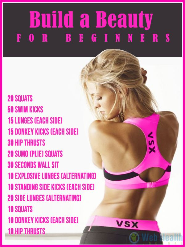 Build a Beauty for beginners. Beauty tips and health fitness tips. Go to Website