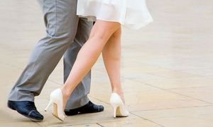 Groupon - Two Private Dance Lessons with Option for Two Weeks of Group Classes at Fred Astaire Dance Studios (Up to 82% Off) in Multiple Locations. Groupon deal price: $39