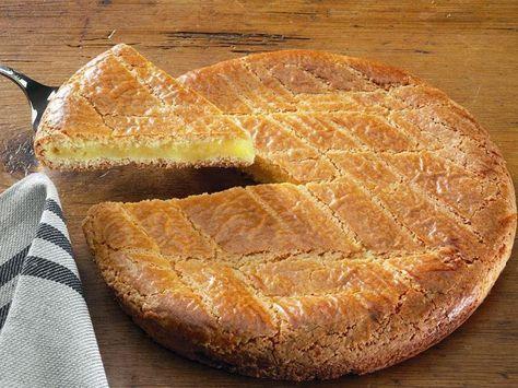 Gâteau basque au Thermomix