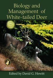 Biology and Management of White-tailed Deer organizes and presents information on the most studied large mammal species in the world. The book covers the evolutionary history of the species, its anatomy, physiology, and nutrition, population dynamics, and ecology across its vast range (from central Canada through northern South America).