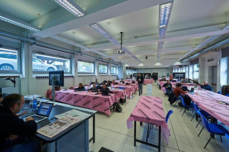 Il quartier generale di RCS a Lecco