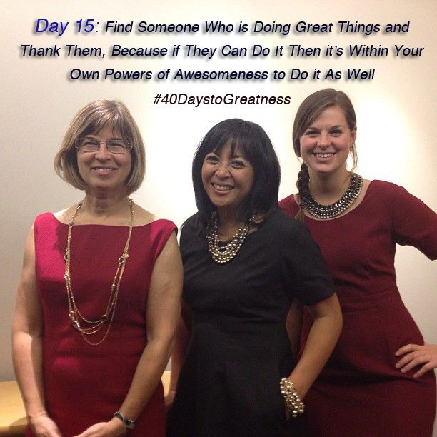 Day 15: Thank the person who inspires you, it's because of them that gives you the strength to go after your dreams #40daystogreatness Indiegogo Campaign. #Love #Strength #Bridesmaid #Bridesmaiddress #Wedding #Dress #Prettydresses #Dresses #Business #Startup #smallbusiness #businesswomen #womeninbusiness #PR #Crowdfunding