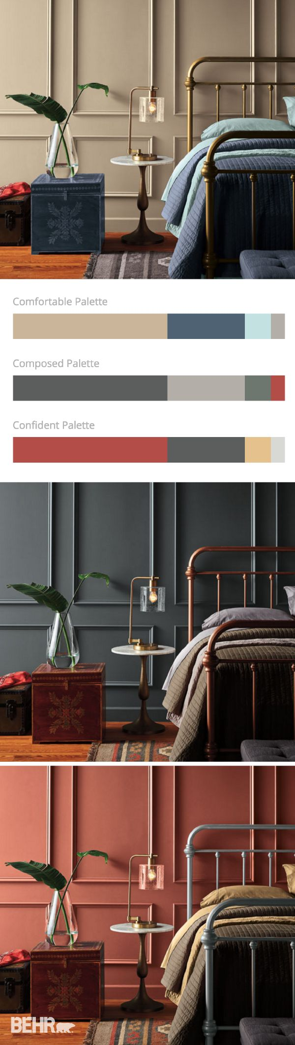 81 best behr 2017 color trends images on pinterest color trends learn about behr s 2017 color trends and see images that will help inspire your interior design projects this year
