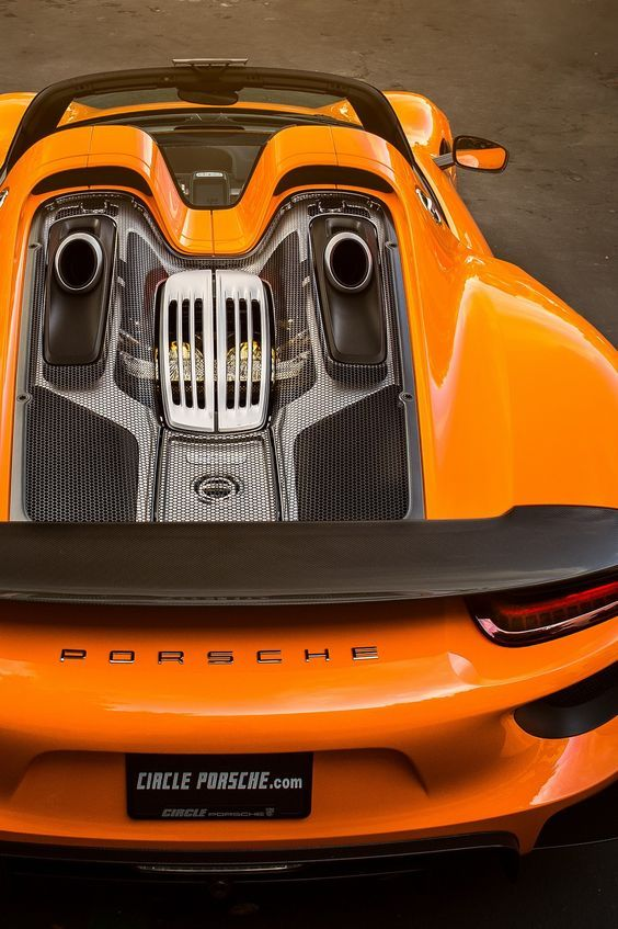 Awesome Cars '' Porsche 918 Spyder '' Cars Design And Concepts, Best Of New Cars
